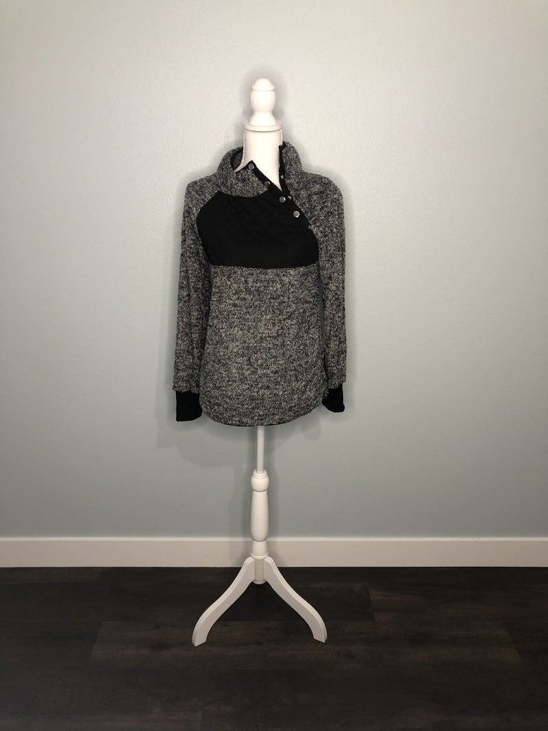 Flannel Patchwork Fleece