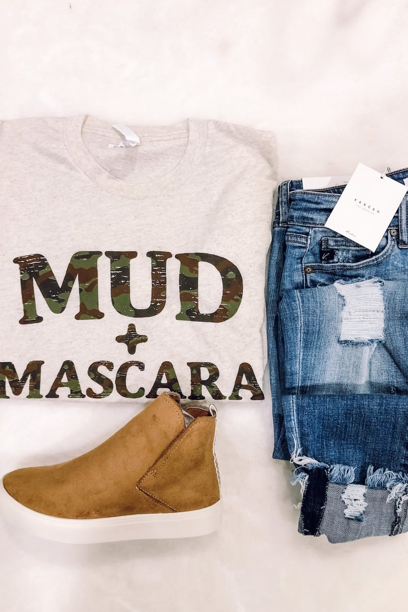 Mud and Mascara Graphic Tee