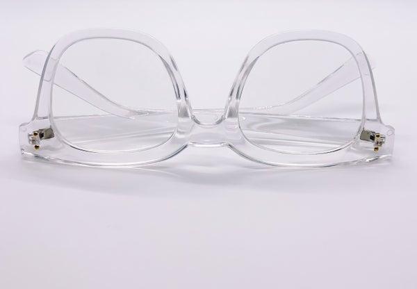 Blinded by the Light Blue Light Glasses