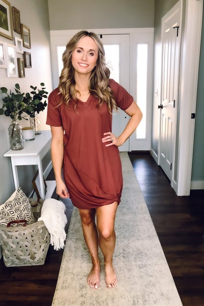 All Knotted Up Dress