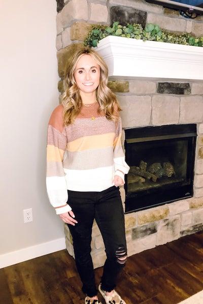 Ready to Shine Sweater