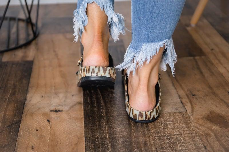 Corky's Slip On Sandals
