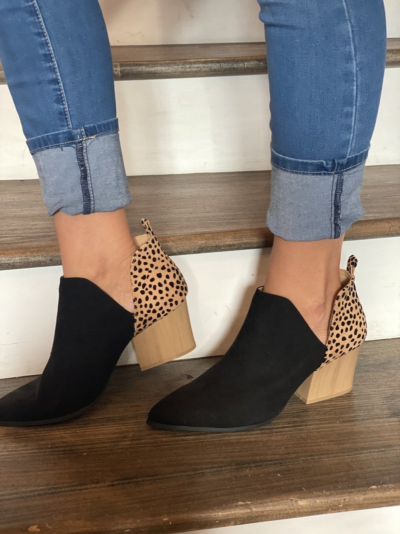 Mix it Up Booties