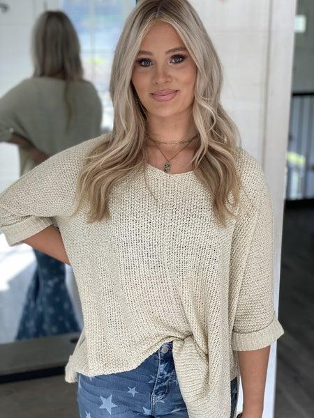 Fan Fave Easel Sweater