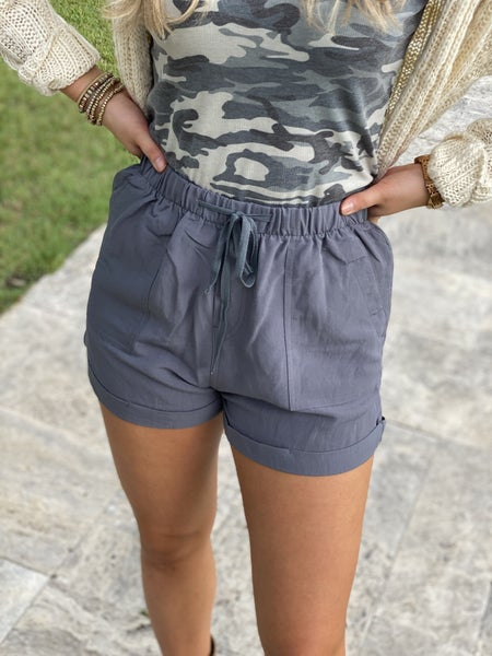 Casual Fall Shorts