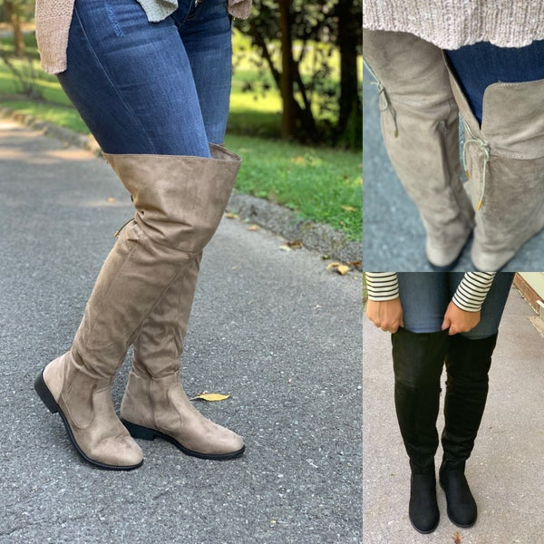 Tell me it's time for tall boots *Final Sale*