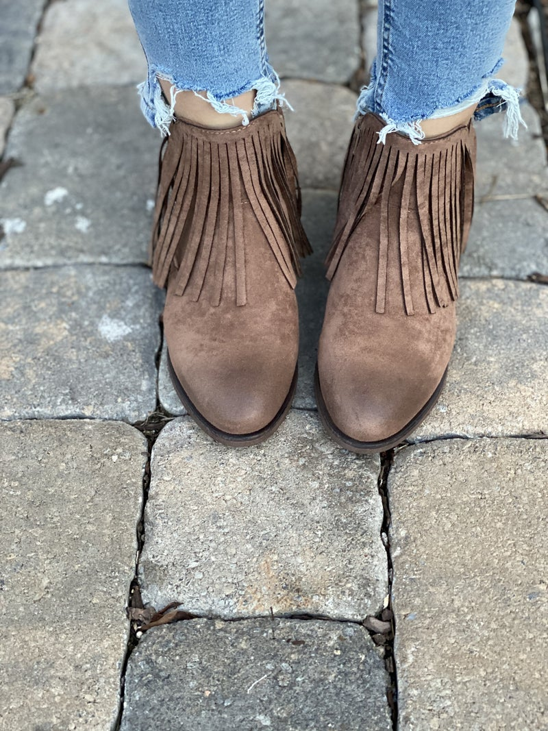Dylan Booties