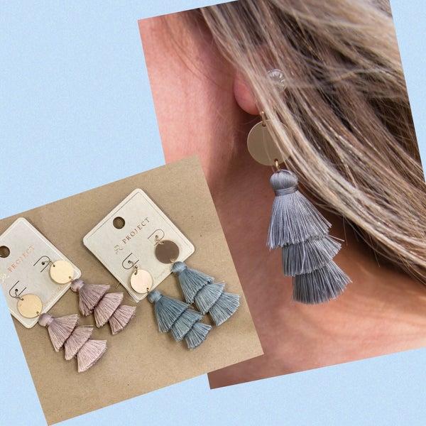 Shake your tassels Earrings