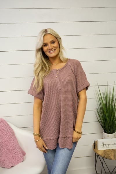 Bethany's Knit Top