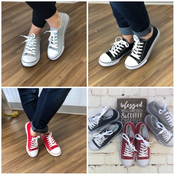 Look-a-Like Shoes