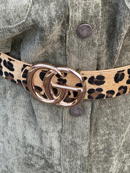 Cheetah Belt (Black Friday)