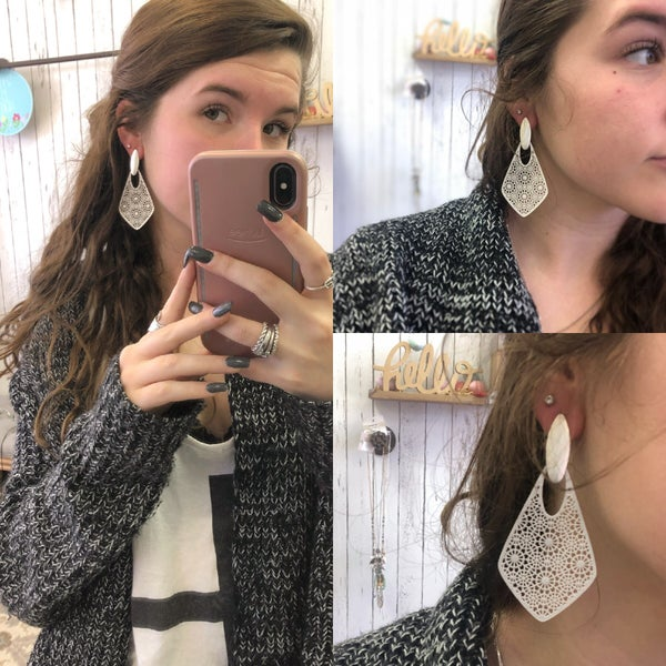 The Katie Earrings