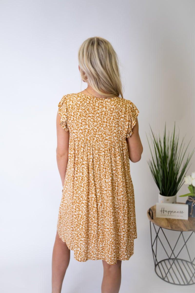 A Little Floral Dress