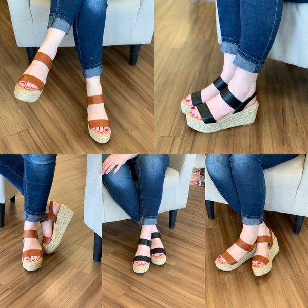 Wedges we Love!