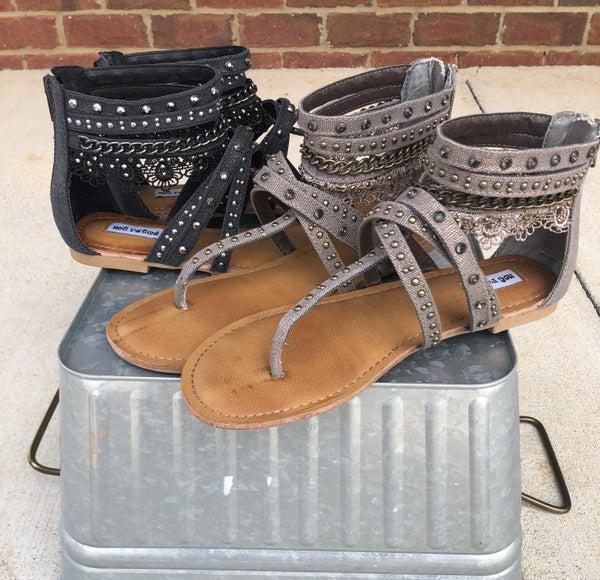 Cute Wrap Sandals