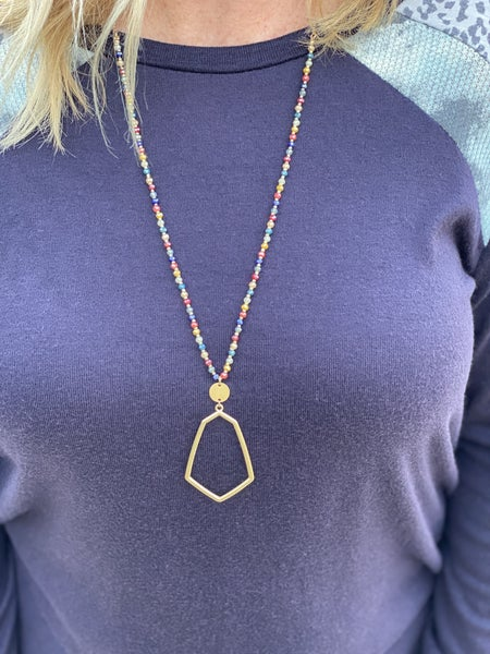 Shape Up Necklace