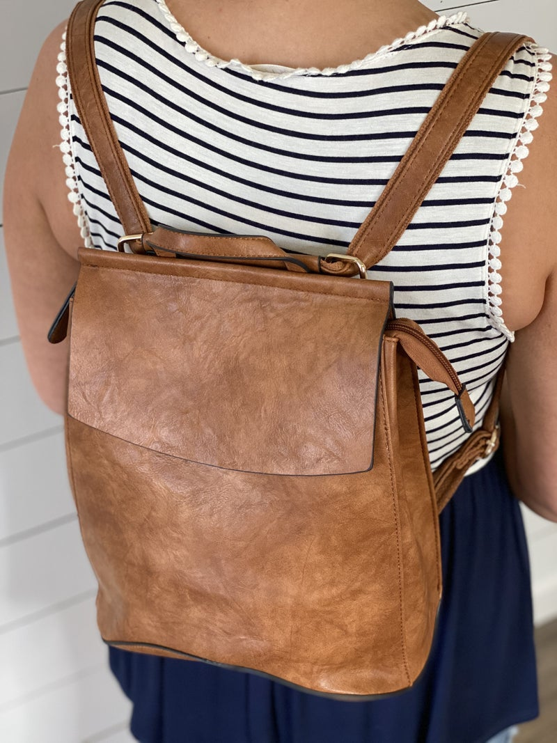 The Travelers Bookbag