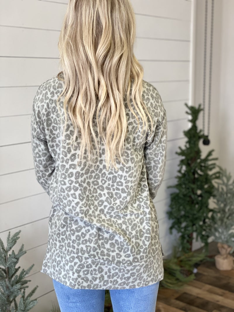 Softest Leopard Lady