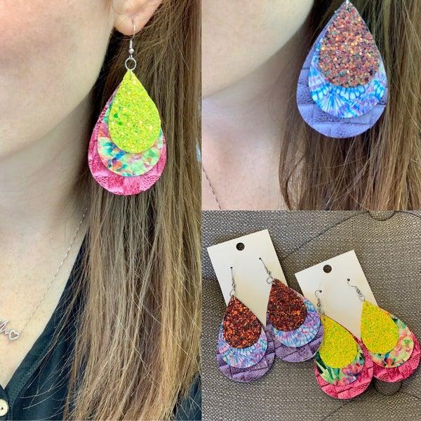 Handmade Earrings- Fundraiser!