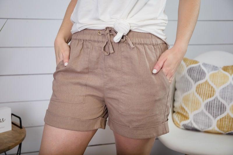 Leaving it light shorts