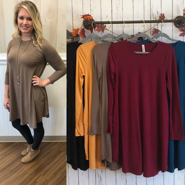 Simply Tunic/Dress