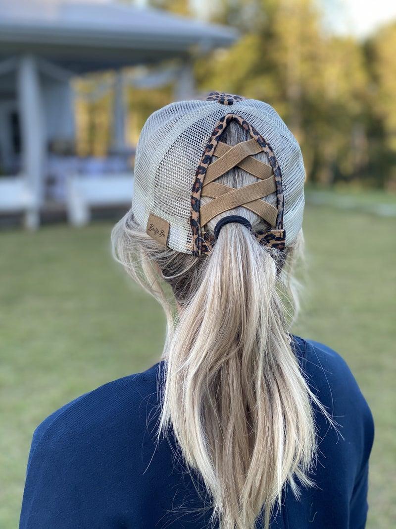CrissCross Baseball Caps