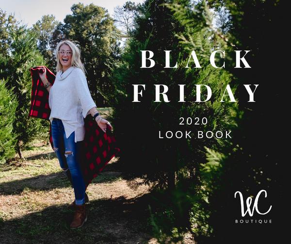 Black Friday Look Book