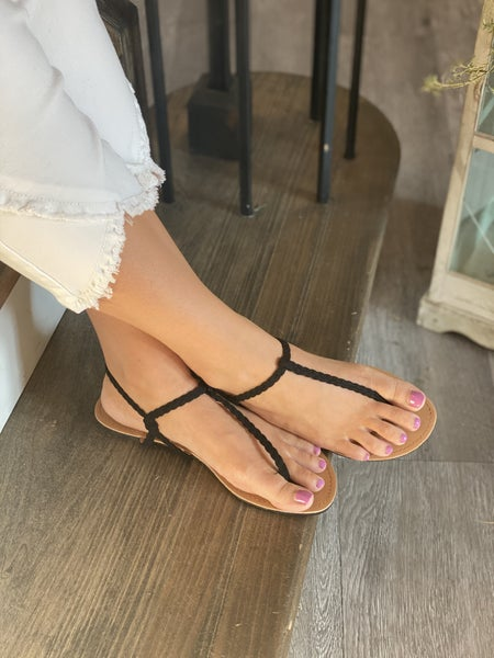 The Basic Black Flats