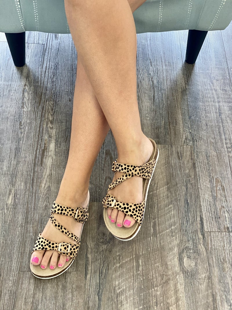 My favorite sandals- Does Not Come with Shoe Box
