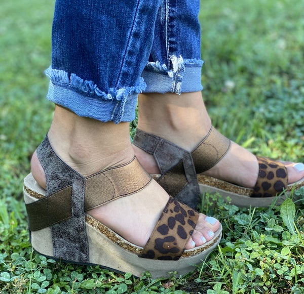 Everyone's favorite spring wedges!