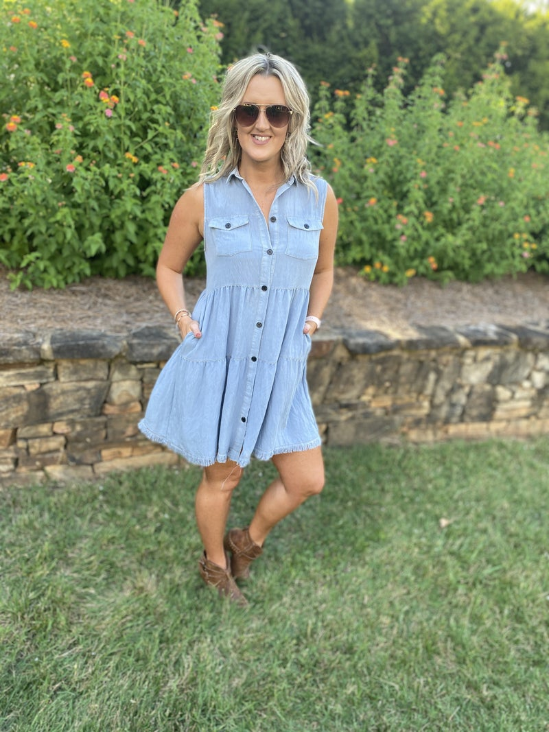 Classic Country Dress