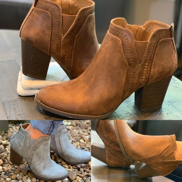 Bella's booties *Final Sale*