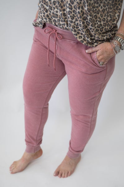 Pretty in Pink Joggers