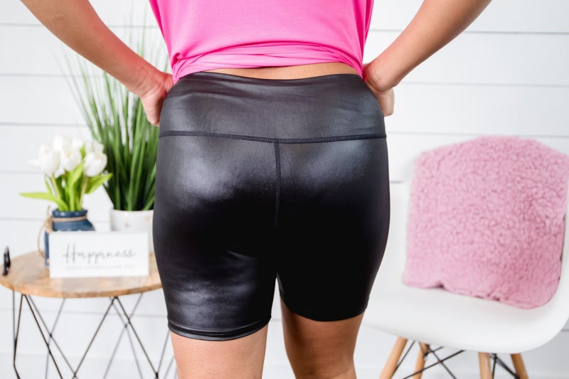 Liquid Slip Shorts