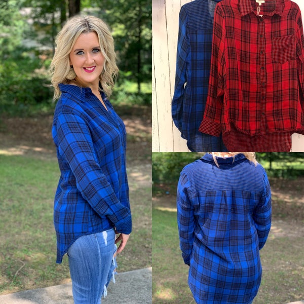 Your new favorite flannel