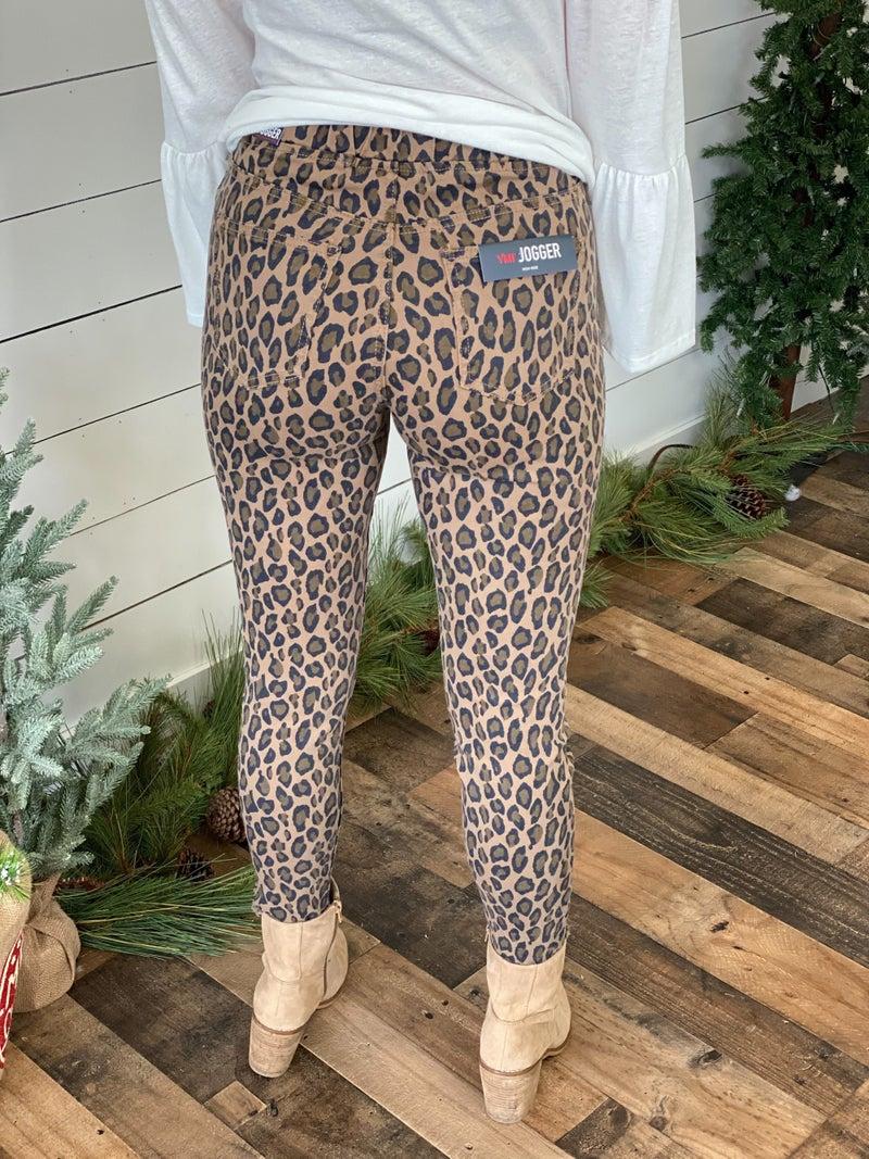 Leopard Jammin' Joggers