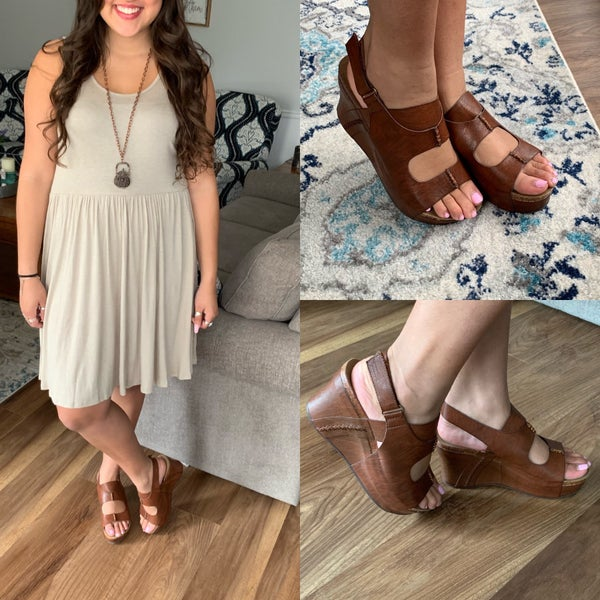 Are you ready for Spring? These wedges will get you there!