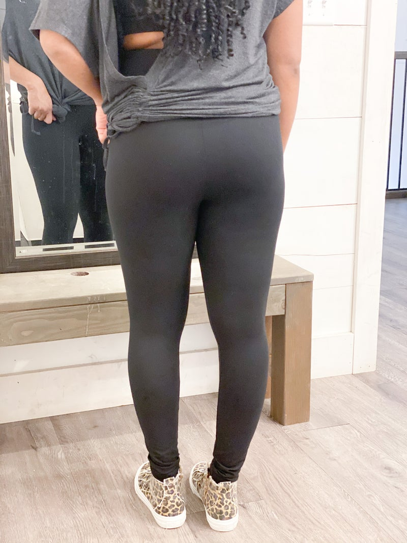 Buttery Soft Yoga Leggings