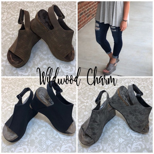 The Wedges You've Been Waiting for!