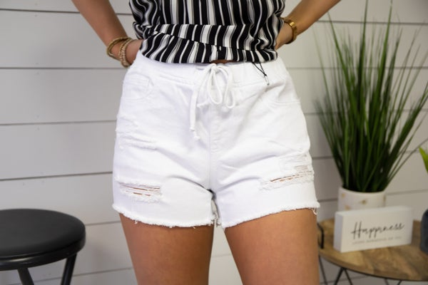 Easy Fit Spring Shorts