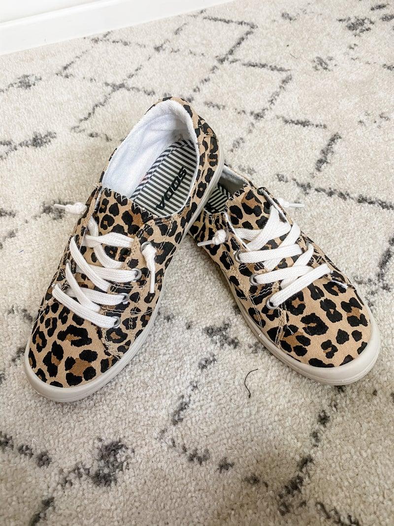 {Leopard Slip On} *Final Sale*