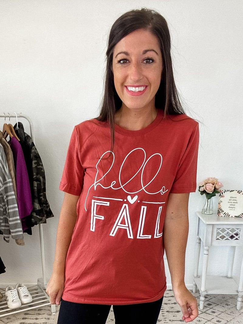 {Hello Fall} *Final Sale*