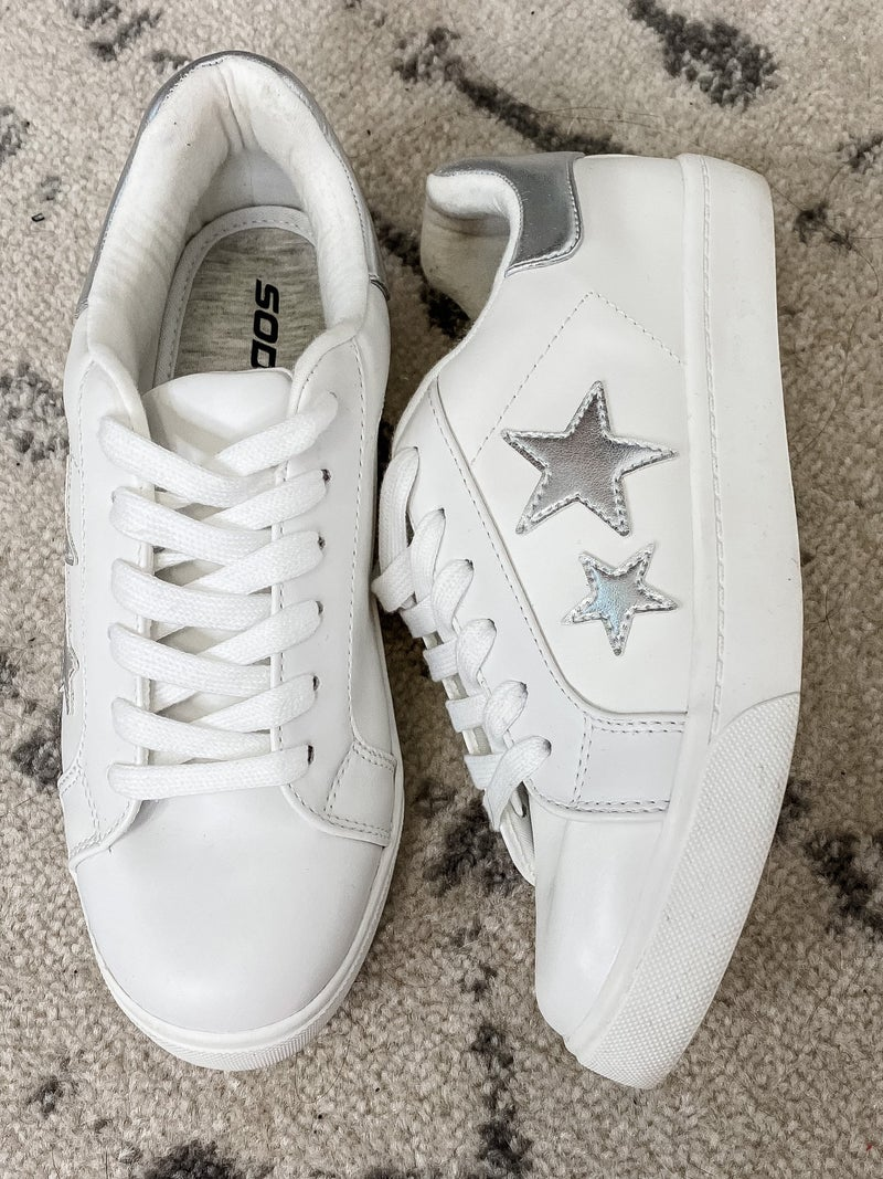 {Stacey Star Sneaker} *Final Sale*