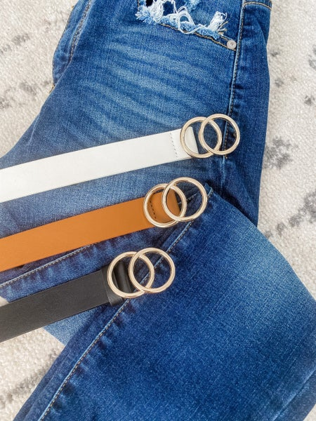 {Double Ring Belt}