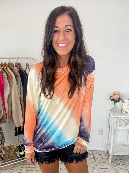 {OuterSpace Long Sleeve}