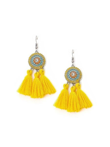 {Sunshine Earrings} *Final Sale*
