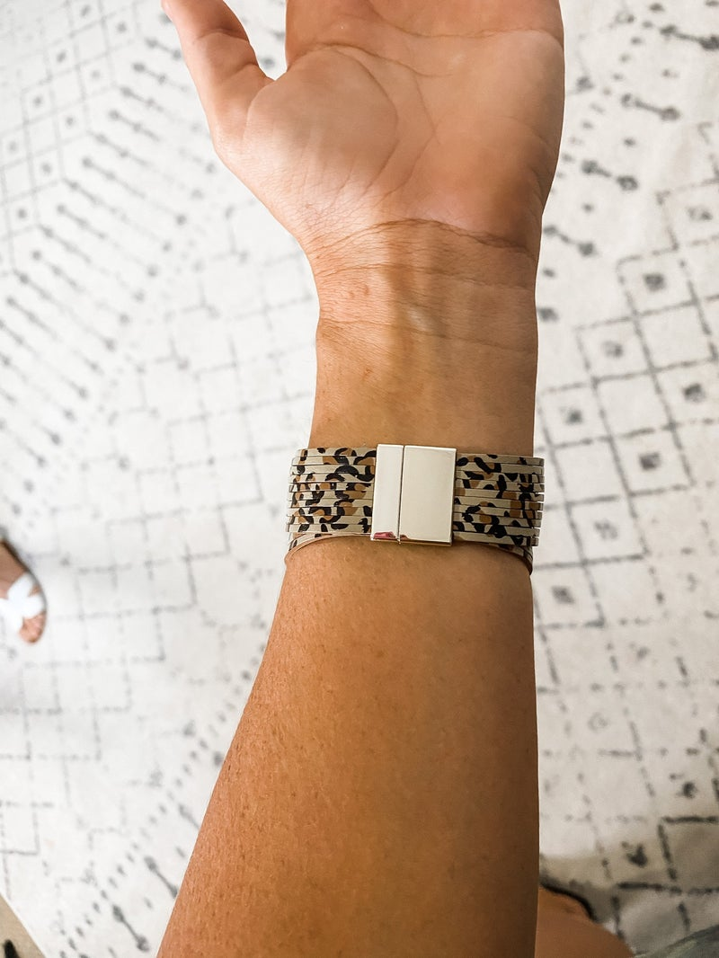 {Layered Magnetic Bracelet} *Final Sale*