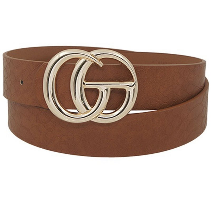 {GG Belt} *Final Sale*