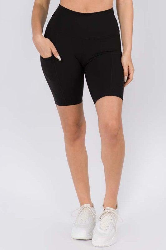 {Biker Shorts}