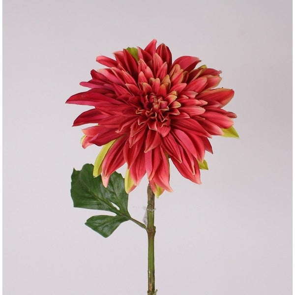 "28"" Dahlia Spray Hot Pink"